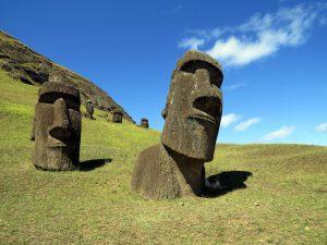 Moai ekomodo